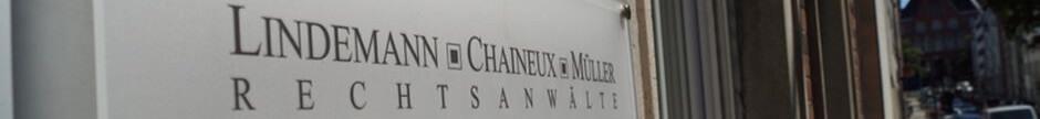 LINDEMANN ▣ CHAINEUX ▣ MÜLLER